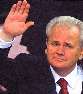 Slobodan Milosevic's right hand.